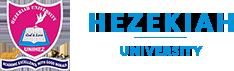 Hezekiah University Umudi Logo